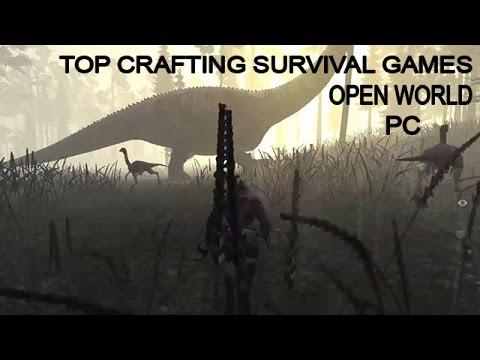 Top 10 survival crafting sandbox open world games 2015 for Survival crafting games pc