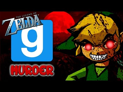 THE ULTIMATE BETRAYAL - GMOD Murder Zelda Edition