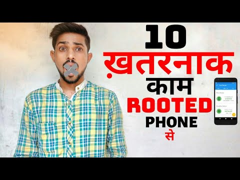 Top 10 Most Amazing Thing You Can Do After Rooting Your Android Phone | Hindi | MrTechnoholic