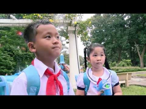 Dutch Lady - Sua Co Gai Ha Lan - San Choi Ben Nhay 1