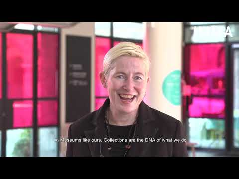 Annie Fletcher, Director, IMMA responds to our new acquisitions fund