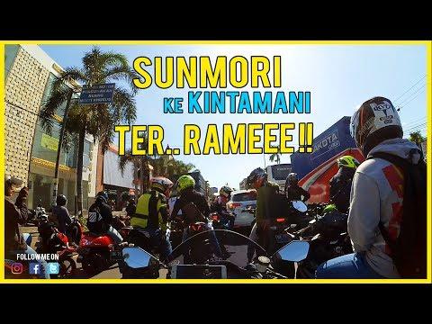 SUNMORI GABUNGAN ke Kintamani, - Bali. SERU CAK!!