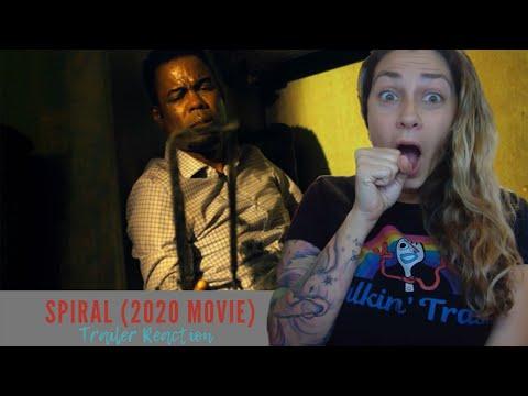 Spiral (2020 Movie) Teaser Trailer REACTION - Watch Me FREAK OUT!