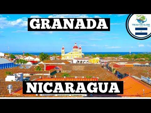 A day in Granada Nicaragua   Backpacking Central America   Nicaragua travel series (2019) En Espanol
