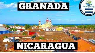 A day in Granada Nicaragua | Backpacking Central America | Nicaragua travel series (2019) En Espanol