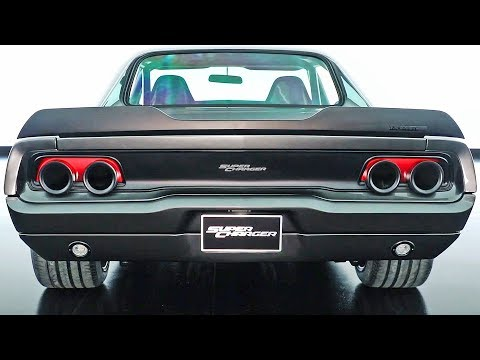 Dodge Super Charger 1 000 Hp Hellephant 426 Hemi Engine Reveal