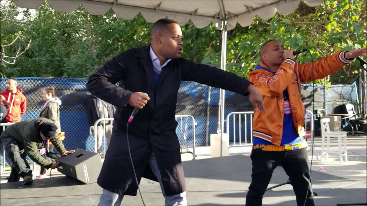 Napoleon Da Legend   Clean Money Music   NYC Marathon 2019 v2