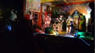"Distopia ""Moon Tribe"" Live @ Camp Reggae w/ Sun Dried Vibes, Matt McEnnery, and Mark Mendel."