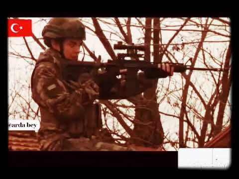 Kadın Özel Harekat ekiplerinin eğitimi ve operasyon anı kamerada