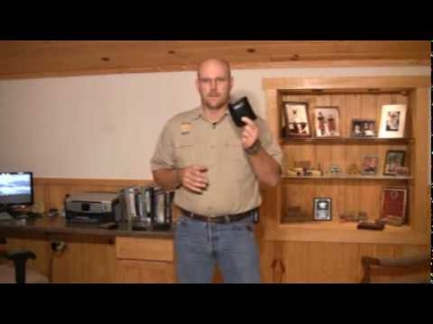 Talon Wallet Holster wmv - YouTube