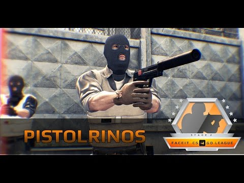 PISTOLRINOS (FACEIT 2015 LEAGUE STAGE 2) from YouTube · Duration:  2 minutes 54 seconds
