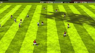 FIFA 13 iPhone/iPad - A. Goi√¢nia vs. Bahia