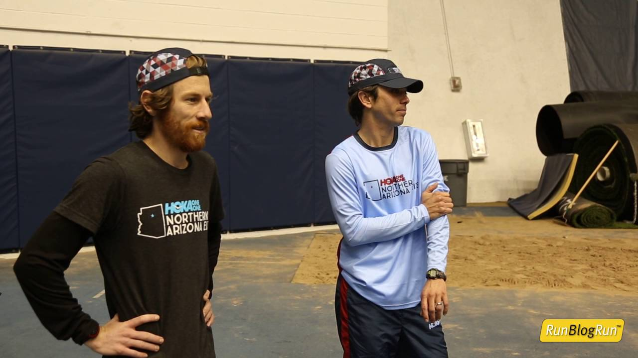 2016 HOKA ONE ONE Coaching Interview Series: Ben Rosario Pt. 7