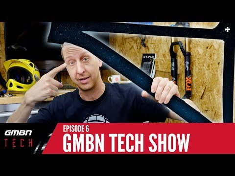 The Latest MTB Tech News + Bike Build Frame Poll Results | GMBN Tech Show Ep. 6