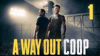 A Way Out Cooperativo | Let's Play en Español | Capítulo 1