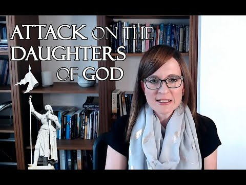 May 15, 2020 Lana Vawser - I Saw An Attack against Many Daughters of God.