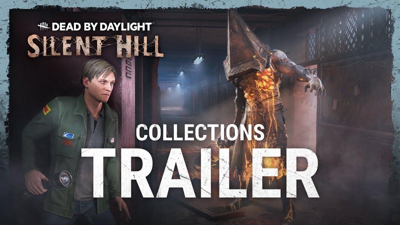 Dead by Daylight | Silent Hill | James Sunderland & Pyramid Blight Trailer
