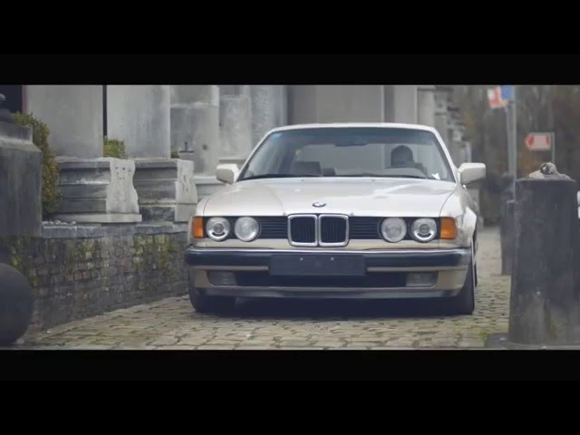 Bmw 7 Series E32 Stance Youtube