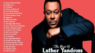 Luther Vandross Greatest Hits Best Songs Of Luther Vandross