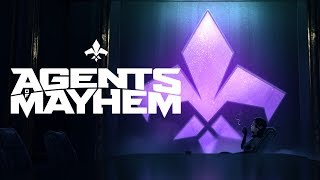 Agents of Mayhem — «Рыцарь дорог»
