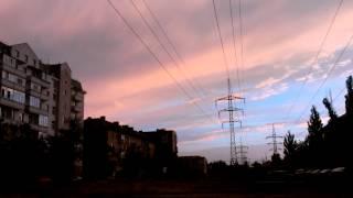 Бульвар Гашека небо
