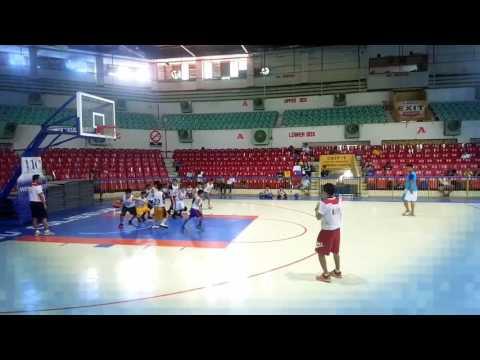 Basketball at Coliseum