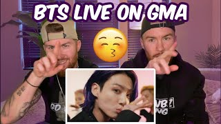 BTS on Good Morning America – Twins Reaction – Butter & Dynamite!