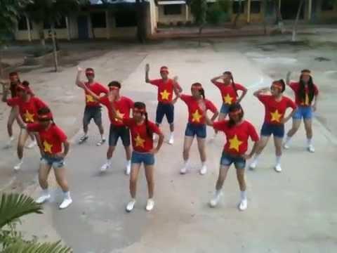 THCS Mỹ Đức - Việt Nam ơi - dân vũ