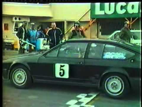Snetterton 1982 Gerry Marshall