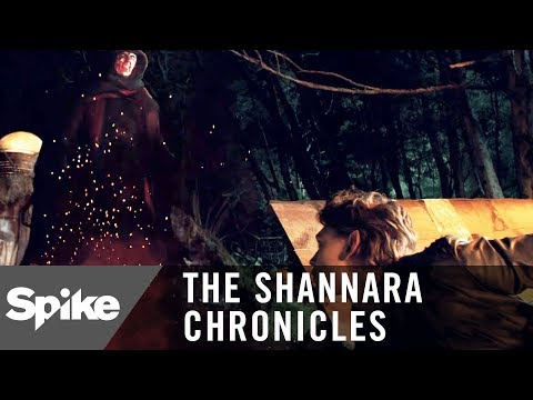'Tell Me What You Want' Ep. 201 Official Clip   The Shannara Chronicles (Season 2)