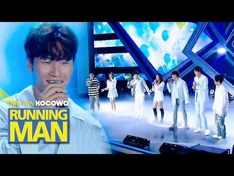Well-dressed Kim Jong Kook Takes Care of Song Ji Hyo [Running Man Ep 467]