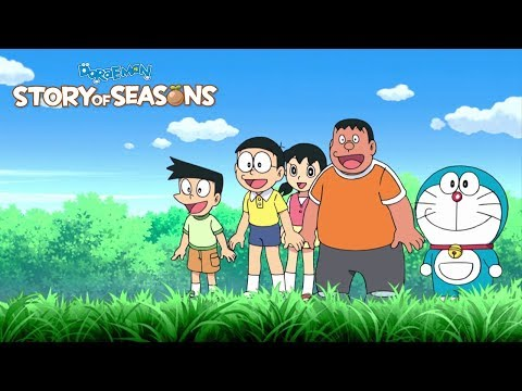You can get a feel for Doraemon Story of Seasons with the Switch demo