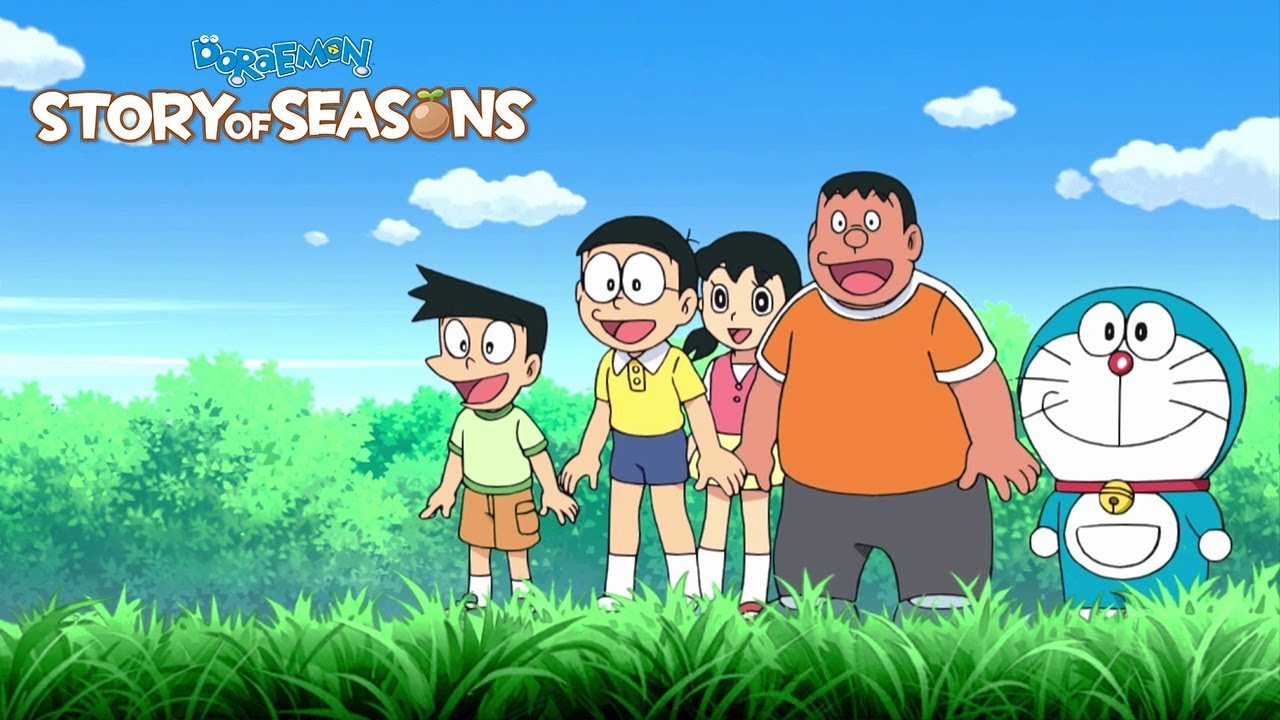Launch Trailer για το Doraemon Story of Seasons
