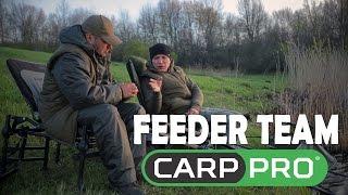 Feeder Team Carp Pro.Ловля крупного карася весной.