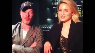 Dianna Agron and Stephen Wight's message about their play McQueen