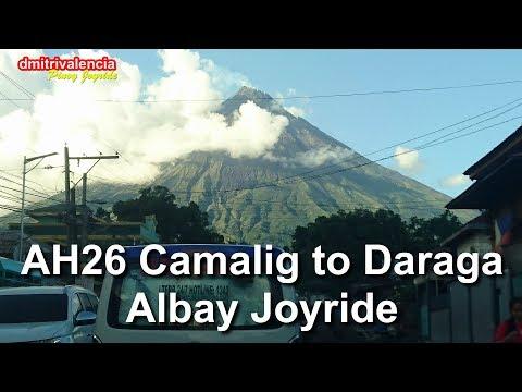Pinoy Joyride - AH26 Bicol - Camalig to Daraga Albay Joyride