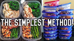 Beginners Guide To Meal Prep | Step By Step Guide