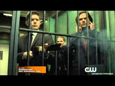 Кадры из фильма Сверхъестественное - 11 сезон 9 серия
