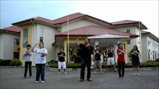 Aksi Lagu Tema SYD3 - Berakar dan Dibangun Dalam Kristus (Video Klip)
