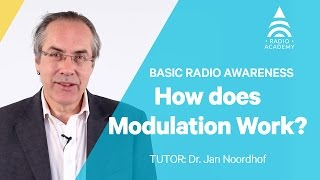 2.1 How Does Modulation Work? | Basic Radio Awareness | Tait Radio Academy