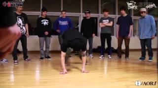 Dokument o koreanskiej scenie: Walk This Way / Fihz (Floor Gangz) & Gonzo (Nasty Fellaz)