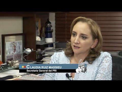 El Asalto a la razón: Entrevista a Claudia Ruiz Massieu Pt. II