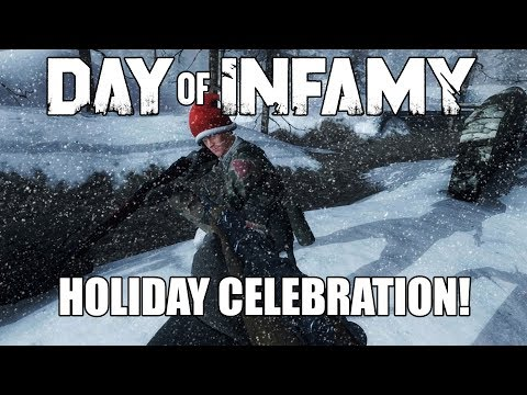 New World Holiday Celebration! - Day of Infamy Weekly Live Stream 12/22/17