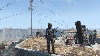 Fallout 4 Штурм Форт-Индепенденс и Пивоварня Гвиннет Матка болотников PS4