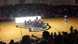 Stonehill College Dance Team: Midnight Madness