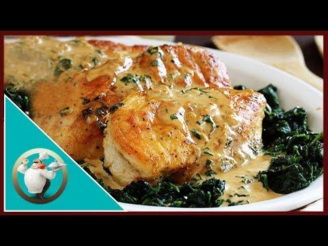 How To Make The Perfect Chicken Florentine | Creamy Delicious Chicken Florentine Recipe