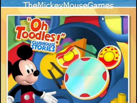 Mickey Mouse Clubhouse - Playhouse Disney -