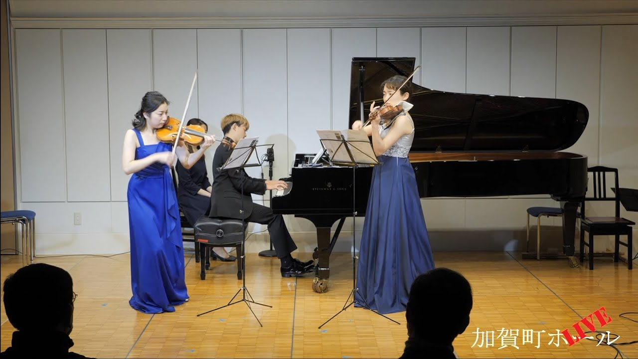 ショスタコーヴィチ「2つのヴァイオリンとピアノのための5つの小品」