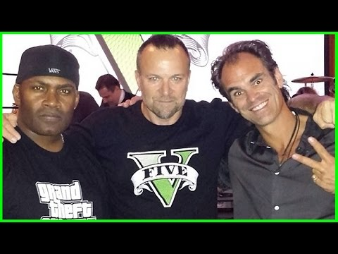 GTA V Actors of Trevor Franklin Michael s and Funny moments PART 2
