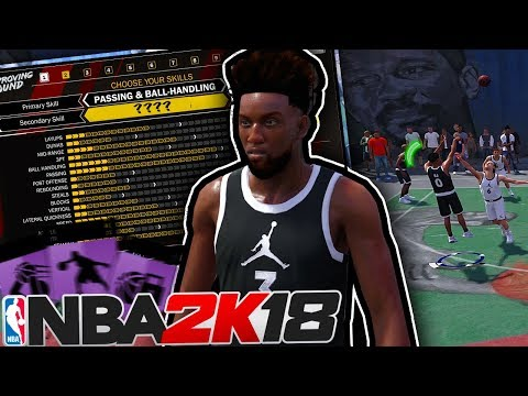 *MUST WATCH* BEST DUAL ARCHETYPE BUILD in NBA 2K18 GAMEPLAY!! My Thoughts On The PRELUDE!!